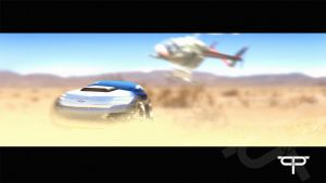 Ford Chase Scene by TCP-Design