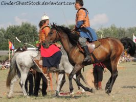 Hungarian Festival Stock 143 by CinderGhostStock