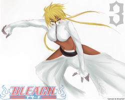 Bleach: Tia Hariberu by Risoru