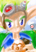 Jak And Daxter by jetstorm