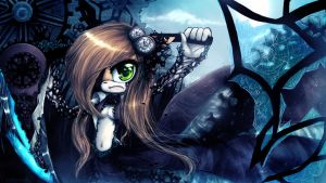 Zeit by IndI-Art