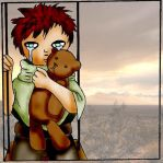Gaara by LadyRachlyn