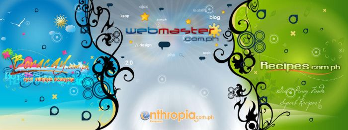 Blog Parteeh Streamer by andrew01riza