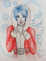 Jill Frost Merry Christmas - PGP Challenge by Kauriga
