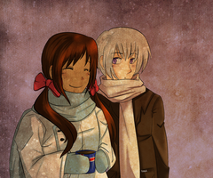 Winter With You by LibraK