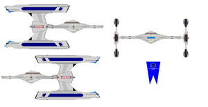Farrel Class Wolf 359 Ship by Robbie18