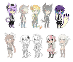 ~adoptables - 1 left~ by alpacasovereign