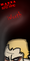 HiNaBN Worth bookmark by Swiftspill