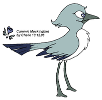 Camarilla Mockingbird 2 by klubwerks