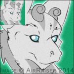 Icon: DragongirlMaura 2014 by AirRaiser