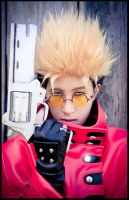 Trigun: Wanted! Dead or Alive by twinklee