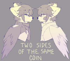 two sides by STARBITT