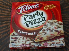 My Favorite type of Foods: Totino's Pizza! by UNDEADWARRIOR7411