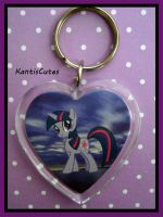 MLP: Twilight 01 Keychain by ObjectionSoS