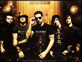 Avenged Sevenfold LP by GreenMotion