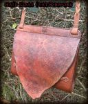 Pictish Satchel by Half-Goat