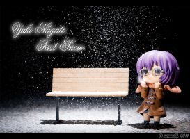 Yuki Nagato - First Snow by nutcase23
