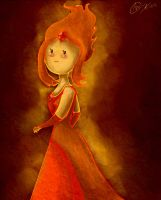 Flame Princess/AT by Annyyyyy