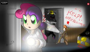 SCARY GAME by RYURED