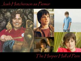 Josh Hutcherson as Piemur by SWFan1977
