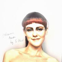 Johanna Mason 'The Wild Beauty' by IndieSkull