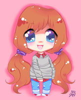 Casual chibi by Lollypopp