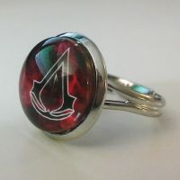 Assassins Creed Ring by iceSylum