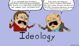 Idiot-ology by blackpassmore
