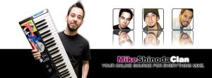 The Mike Shinoda Clan Header by linkinparkfan4ever