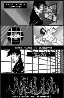 MICHAEL JACKSON'S VIDEOGAMES 2 by graffilthy