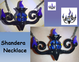 Shandera Necklace by SuperSiriusXIII