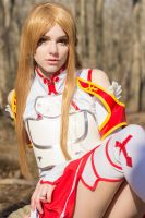Asuna by MortuaryMadness