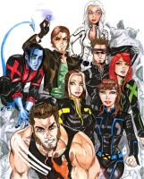 it be da xmen by roxcola