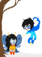John: Check up on Vriska by Pikadventures