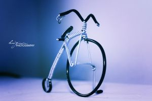 bicycle by bugrabberah