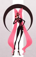 Black Lady by JackPot-84