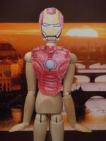 Wood(iron)man by i-UnKnown