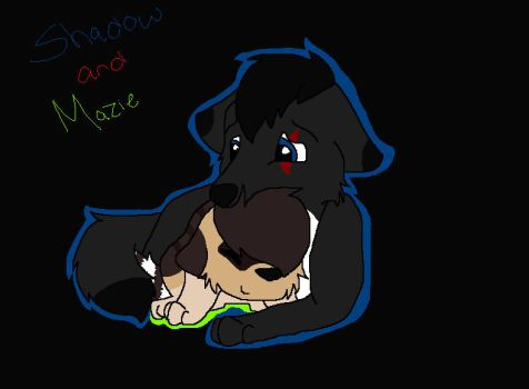 Sorrow106 request by littlepup1234