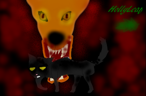 The Monster Within, WCFC Contest Entry by Smokestar11