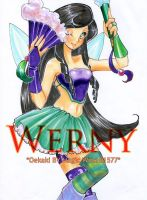 Request Art:Werny by magicwinx01577