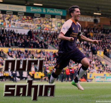 Nuri Sahin 1 by AttackoftheKop