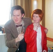Cardiff Expo 2012 - Me and Doctor Who by cookiepianos