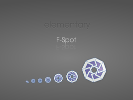 F-Spot elementary style by spg76
