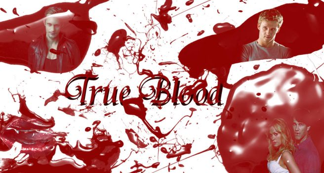 True Blood Wallpaper by MissHeroes94