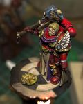 Blood angel CPT table top fury by ROCCO007