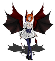 AA: Valentina by theladywithglasses