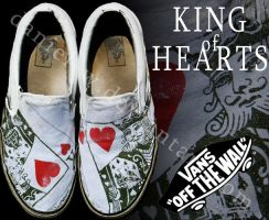 King of Hearts Shoes by daniel-w