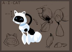 .: A.I.CAT :. by PirateHearts