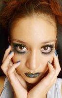 make up dramatic by Miwako-chii