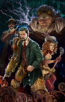 Steampunk Cover by ncorva